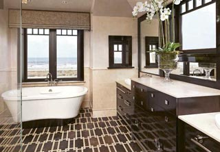 Spaces of Distinction - Bathroom